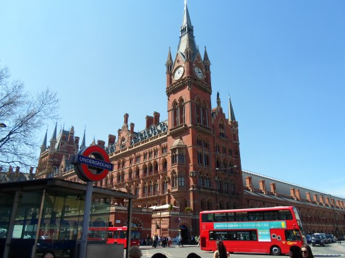 Londra St Pancras International